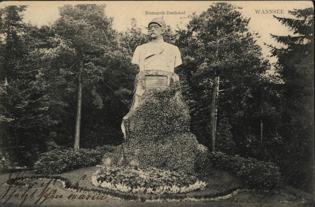 Bismarckdenkmal_Berlin-Wannsee_P 1999-080_Vorderseite